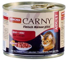 Фотография товара Корм для кошек Animonda, 200 г, говядина с сердцем