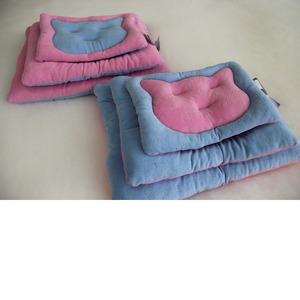 Лежак для кошек Бобровый дворик Мяу-Мяу, размер 1, размер 40x26см., цвета в ассортименте