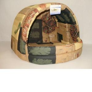 Фотография товара Домик для собак Бобровый дворик, размер 1, цвета в ассортименте