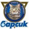 Логотип Барсик