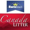 Логотип Canada Litter (Канада Литтер)