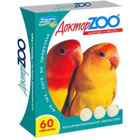 Фотография товара Витамины для птиц Доктор Zoo