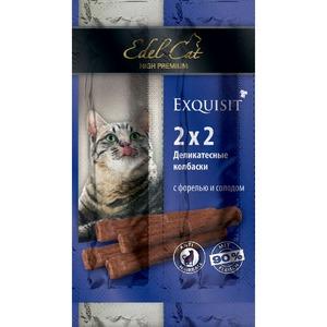 Фотография товара Лакомство для кошек Edel Cat, 30 г, форель и солод