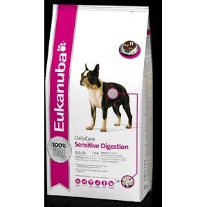 Фотография товара Корм для собак Eukanuba, 12.5 кг, курица и индейка