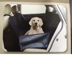 Чехол на сиденье автомобиля Fauna International, черный, размер 160х130см.