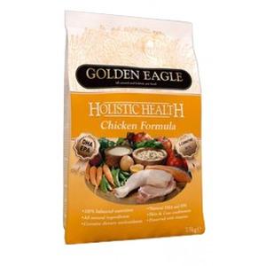Фотография товара Корм для собак Golden Eagle Chicken Formula 26/15, 12 кг, курица