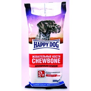 Фотография товара Лакомство для собак Happy Dog, 200 г