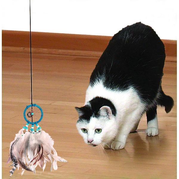 Как сделать игрушки для кошек видео
