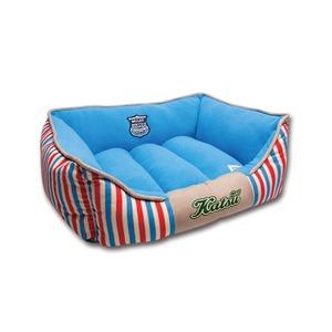 Фотография товара Лежак для собак Katsu, размер 55x45x23см., голубой