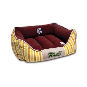 Фотография товара Лежак для собак Katsu Прованс, размер 55х45х23см., шоколадный
