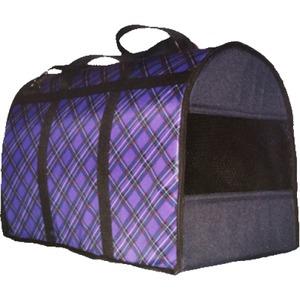Фотография товара Сумка-переноска для собак и кошек Ладиоли М-3 XL, размер 50х30х34см., цвета в ассортименте