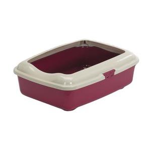 Фотография товара Туалет для кошек Marchioro, размер 50х37х17см., цвета в ассортименте
