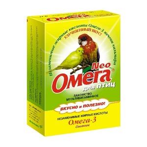 Фотография товара Лакомство для птиц Омега , 50 г