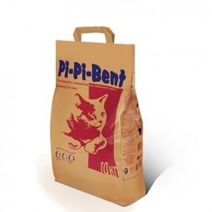 Фотография товара Наполнитель для кошачьего туалета Pi-Pi Bent Classic, 10 кг