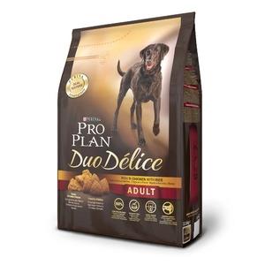 Фотография товара Корм для собак Pro Plan Duo Delice, 2.5 кг, курица с рисом