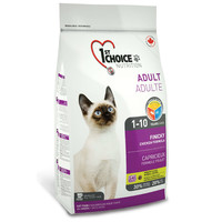 Фотография товара Корм для кошек 1st Choice Finicky, 2.72 кг, цыпленок