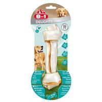 Фотография товара Лакомство для собак 8 in 1 Delights Dental L, 162 г, размер 21см.