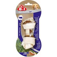 Фотография товара Лакомство для собак 8 in 1 Delights Beef S, 66 г, размер 11см.