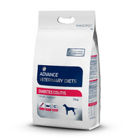 Фотография товара Корм для собак Advance Veterinary Diets Diabetes Colitis, 3 кг