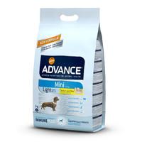 Фотография товара Корм для собак Advance Mini Light, 3 кг, курица с рисом