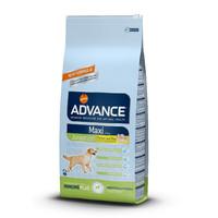 Фотография товара Корм для собак Advance Junior Maxi, 15 кг, курица с рисом