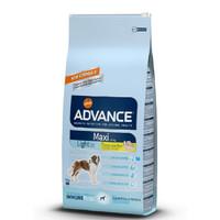 Фотография товара Корм для собак Advance Maxi Light, 15 кг, курица с рисом