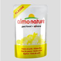 Фотография товара Корм для кошек Almo Nature Classic, 55 г, курица