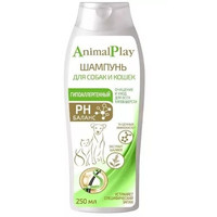 Фотография товара Шампунь для собак и кошек Animal Play Гипоаллергенный
