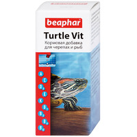 Фотография товара Витамины для черепах Beaphar Turtle Vit