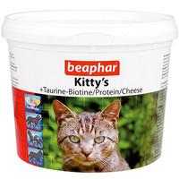 Фотография товара Витамины для кошек Beaphar Kitty's Mix, таурин, биотин, протеин, сыр, 750 шт.