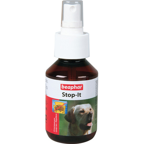 Отпугивающий спрей для собак Beaphar Stop It