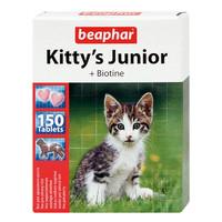 Фотография товара Витамины для котят Beaphar Kitty's Junior
