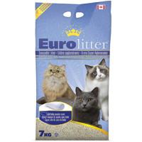 Фотография товара Наполнитель для кошачьего туалета Canada Litter Eurolitter Dust Free, 7 кг