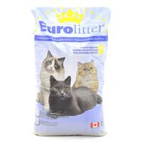 Фотография товара Наполнитель для кошачьего туалета Canada Litter Eurolitter Dust Free, 15 кг