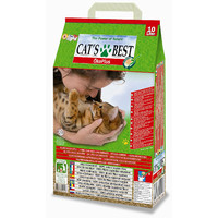 Наполнитель для кошачьего туалета Cat's Best Eco Plus,  4.3 кг, 10л.