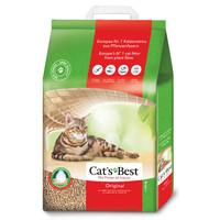 Фотография товара Наполнитель для кошачьего туалета Cat's Best Original, 8.6 кг