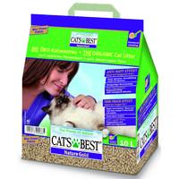 Фотография товара Наполнитель для кошачьего туалета Cat's Best Nature Gold, 5 кг