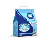 Фотография товара Наполнитель для кошачьего туалета Catsan hygiene plus, 5 кг