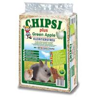 Фотография товара Наполнитель для грызунов Chipsi Plus Green Apple, 1 кг