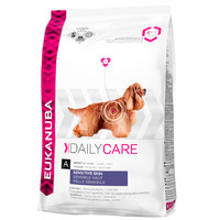 Фотография товара Корм для собак Eukanuba Daily Care Sensitive Skin, 12 кг