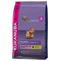 Фотография товара Корм для щенков Eukanuba Puppy Small Breed, 10 кг