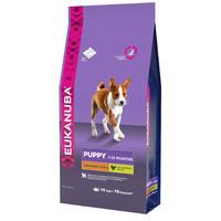 Фотография товара Корм для щенков Eukanuba Medium Breed Puppy, 15 кг
