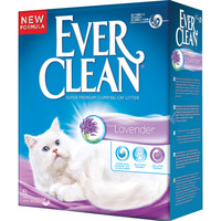 Фотография товара Наполнитель для кошачьего туалета Ever Clean Lavender, 6 кг