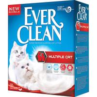 Фотография товара Наполнитель для кошачьего туалета Ever Clean Multiple Cat, 10 кг