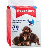 Фотография товара Приучающие пеленки для собак EveryDay, размер 60х90см., 30шт.