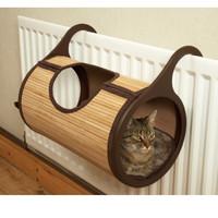 Фотография товара Подвесной домик для кошек Fauna International Arlette, размер 28х40х47.5см.