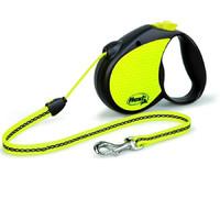 Фотография товара Поводок-рулетка для собак Flexi Neon Reflekt M