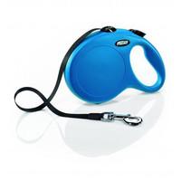 Фотография товара Поводок-рулетка для собак Flexi New Classic L, синий