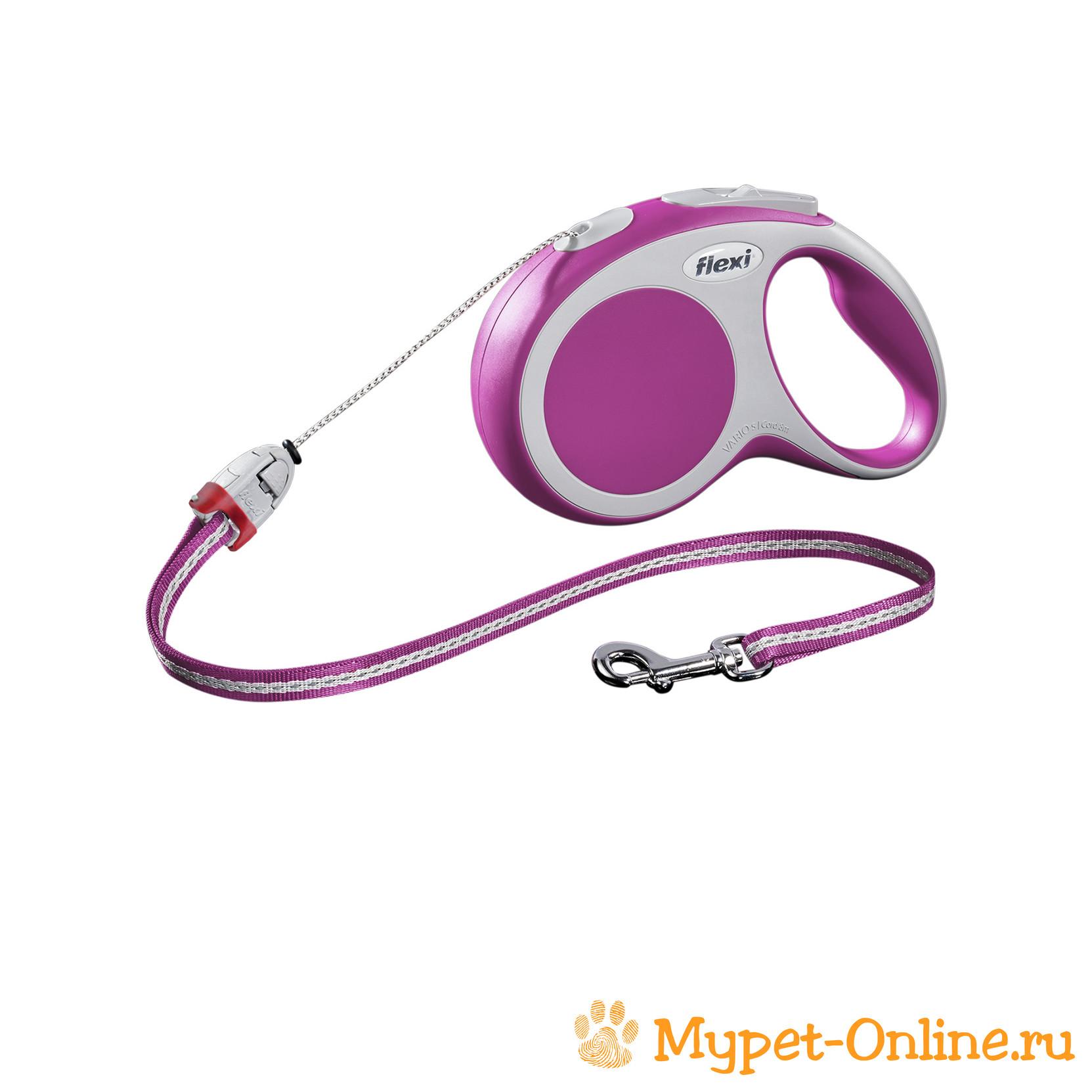 Flexi vario рулетка для собак магазин челси рулетка с диктофоном в челябинске