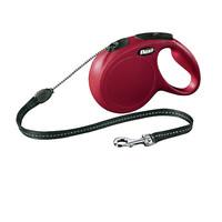 Фотография товара Рулетка для собак Flexi New Classic M, красный